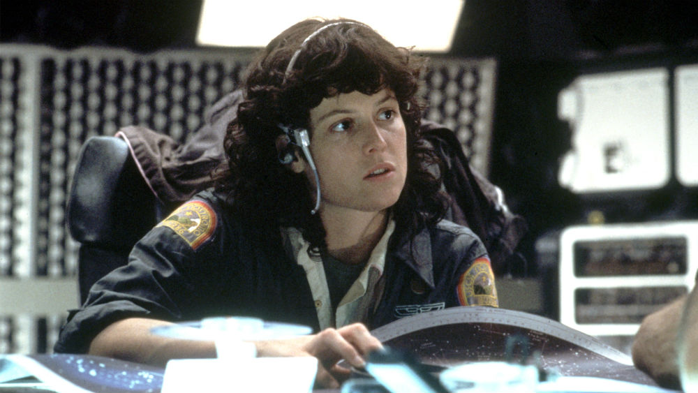 Ripley: The first female action hero?