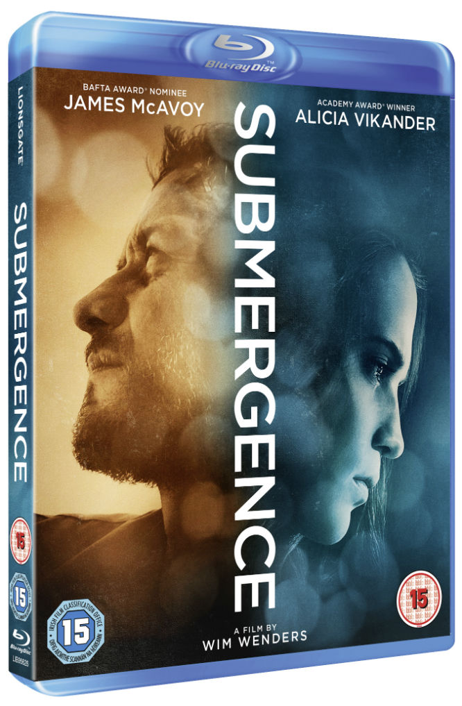 Win a copy of Submergence on Blu-ray!
