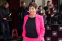 Denise Welch lends her support to the Women's Equality Party member