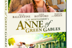Win a copy of Anne of Green Gables on DVD