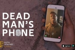 Tafari Golding stars in Dead Man's Phone