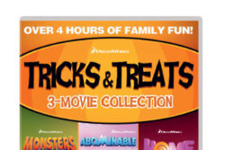 Trick and Treats Movie Collection
