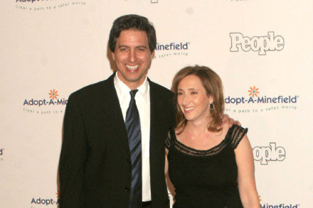 Ray and Anna Romano (Credit: Famous)