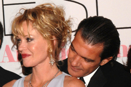 Melanie Griffith and Antonio Banderas (Famous)