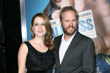Jenna Fischer and Lee Kirk (Credit: Famous)