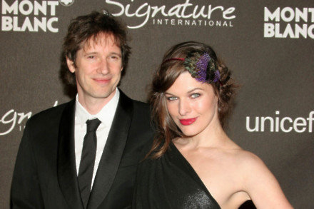 Milla Jovovich and Paul Anderson (Credit: Famous)