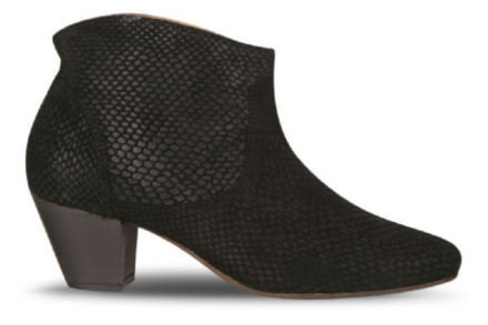 Snake Heeled Ankle Boots at AllSole - an AW14 Must-Have