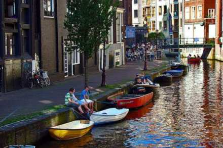 Will you be visiting Amsterdam?