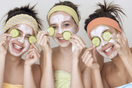 Treat your skin to a face mask