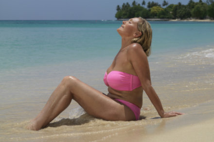 86db2bf145 Bikinis favoured by the over 50s