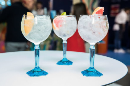 Enjoy a delicious Bombay Sapphire this G&T Day!