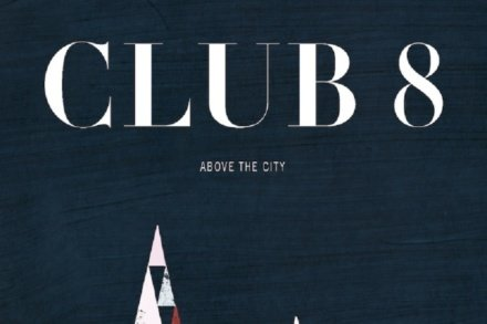 The Album Cover 'Above the City' by Club 8.