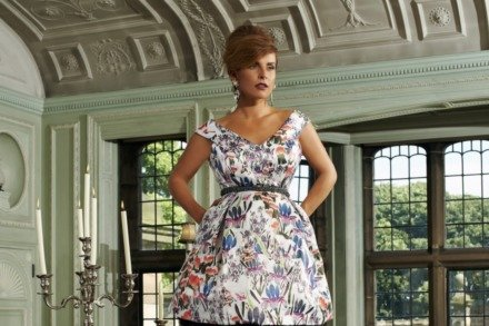 Coleen Rooney's latest collection has a ladylike edge to it