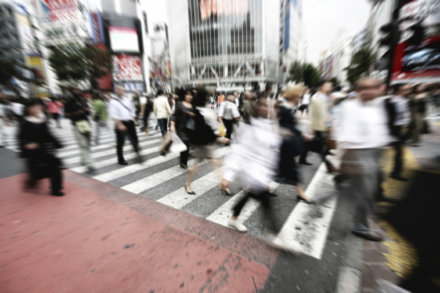 Walking to work greatly improves fitness levels