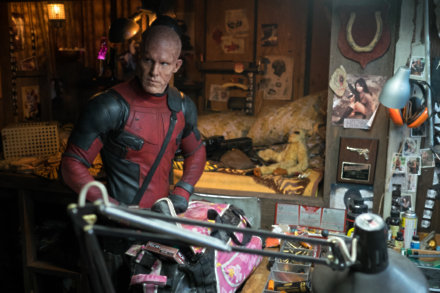 Ryan Reynolds returns as the titular anti-hero