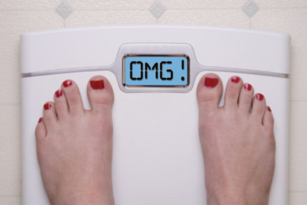 Don't dread getting on the scales anymore