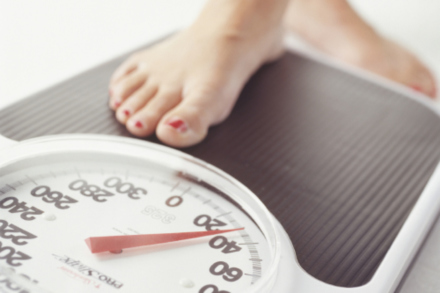 Gaining just 4lb could have a detrimental effect on your health