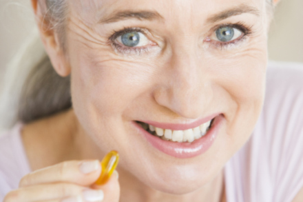 Taking supplements like fish oils is beneficial to health