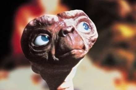 E.T Tops Powerful Film Moments Poll