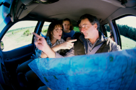 Brits Admit to Arguing when Travelling with Family