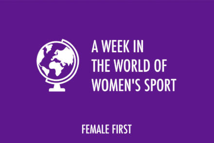 A week in the world of women's sport