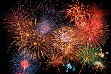 Where are your favourite places to watch firework displays?