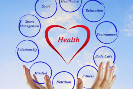 Consider all aspects of your health for the future