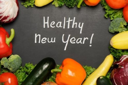 Make this a healthy new year!