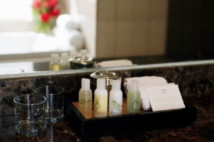 Toiletries are the most popular item to be taken from a hotel