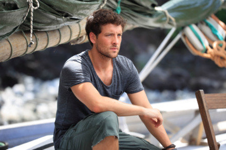 Jack Donnelly in Death in Paradise / Credit: BBC