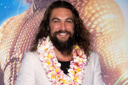 Jason Momoa at a fan event for Aquaman in Sydney in 2018 / Photo Credit: Speed Media/Zuma Press/PA Images