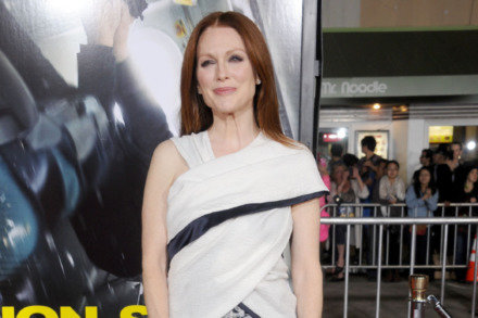 Julianne Moore thinks juice diets are a waste of time