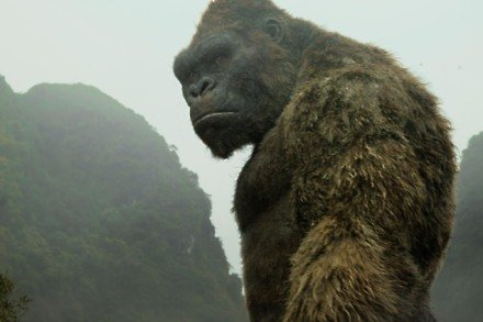 Kong himself / Picture Credit: Legendary Entertainment