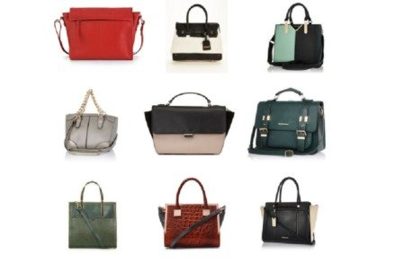 We love ladylike handbags for AW14