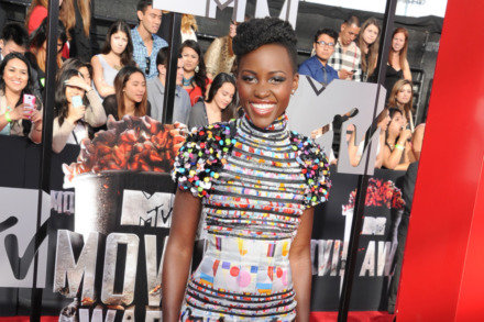 Lupita Nyong'o uses advice from her mother when dressing