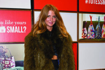 Millie Mackintosh's first ever collection launches today