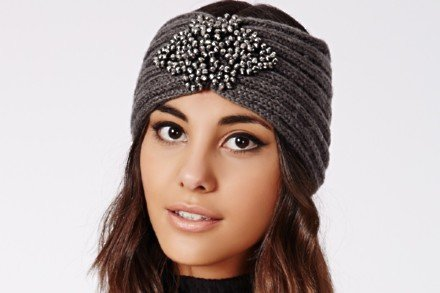 We love this embellished headband from Missguided