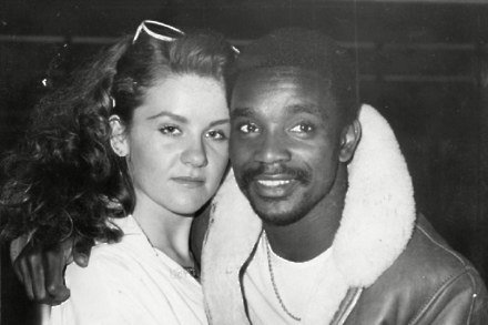 Nicky Brown and Laurie Cunningham