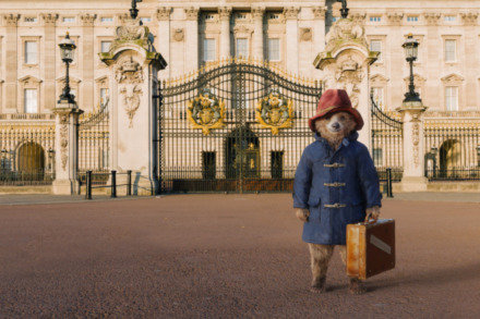 Paddington Bear is inspiring our love of the Duffle Coat