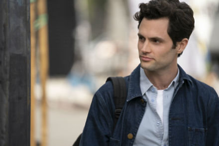 Penn Badgley in YOU / Picture Credit: Netflix
