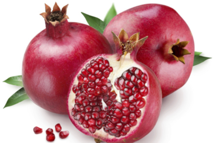 Pomegranate juice helps benefit the heart