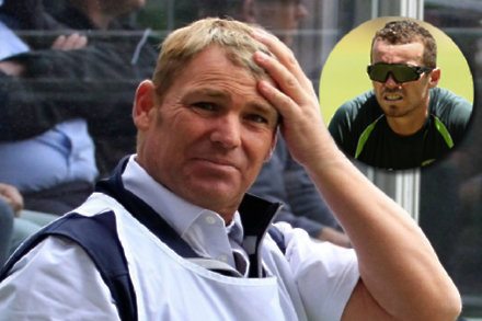 Warne unhappy with Siddle Ashes pick