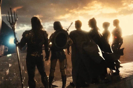 The Justice League / Picture Credit: Warner Bros. Ent and DC