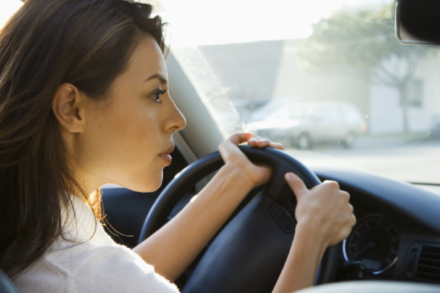 Has hayfever affected your driving ability?