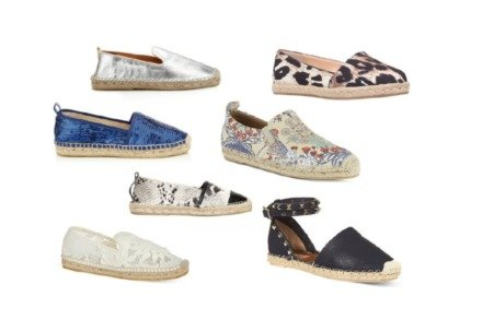 Espadrilles are the perfect way to finish your summer outfit