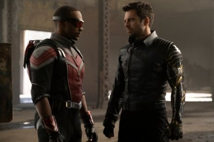 Sam Wilson and Bucky Barnes / Picture Credit: Marvel Studios and Disney+