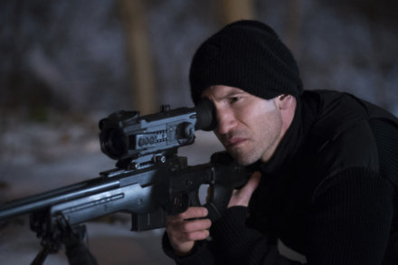 Jon Bernthal as Frank Castle in The Punisher / Credit: Netflix