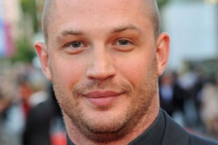 Tom Hardy who plays Forrest Bondurant in the film