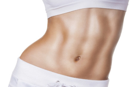What would you do to get a toned stomach?