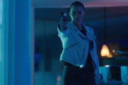 Ruby Rose in Vanquish / Picture Credit: Lionsgate